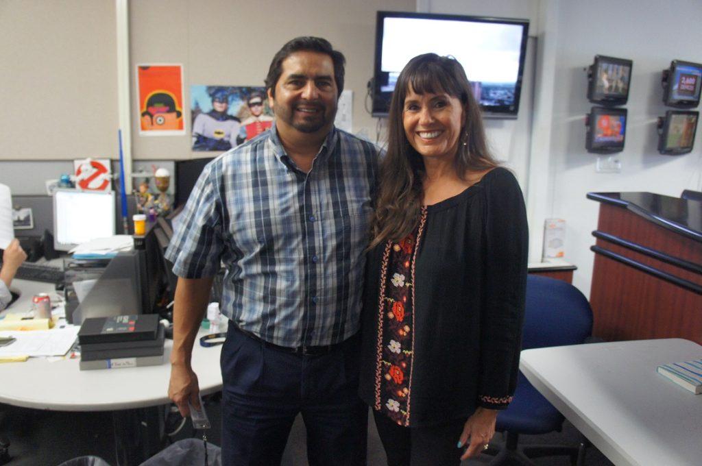 Former coworker, Jaime Ortiz