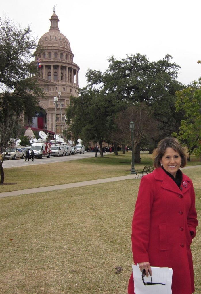 Texas politics